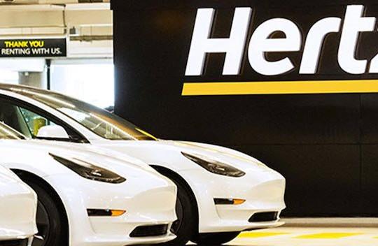 Tesla được định giá gần 1.000 tỉ USD sau khi Hertz đặt mua 100.000 ô tô điện Model 3