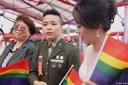 Tâm tình của người lính Đài Loan trước sức mạnh Trung Quốc: Đầy ưu tư