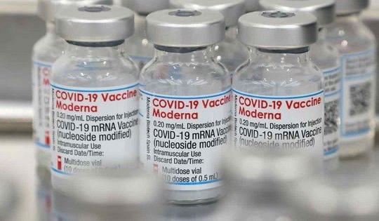 Mỹ hoãn nhận 33 triệu liều vắc xin Moderna giúp Liên minh châu Phi mua được 110 triệu liều