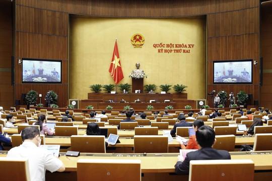 Ngày 27.10, Quốc hội thảo luận cơ chế đặc thù cho 4 tỉnh thành và chính sách quản lý, sử dụng Quỹ BHXH